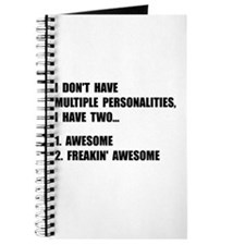 Two Personalities Journal