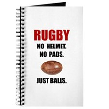 Rugby Balls Journal