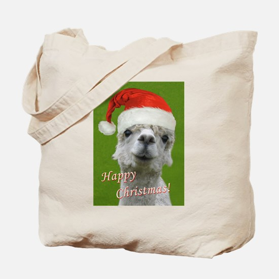 Cuddle Me Christmas Tote Bag