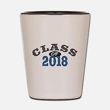 Class of 2018 Shot Glass