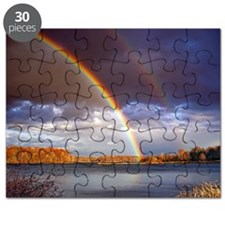 Double Rainbows Puzzle
