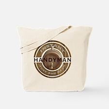 Instant Handyman Beer Tote Bag