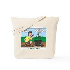 KNOTS Soup Tote Bag