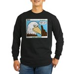 Scout Eagles Long Sleeve Dark T-Shirt