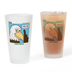 Scout Eagles Drinking Glass