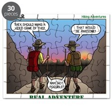 Take a Hike Puzzle