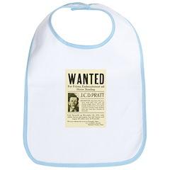 J. C. D. Pratt Wanted Bib