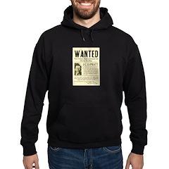 J. C. D. Pratt Wanted Hoodie