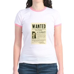 J. C. D. Pratt Wanted T