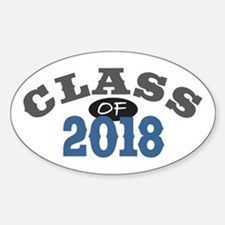 Class of 2018 Decal