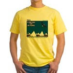 Flying High Yellow T-Shirt