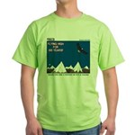 Flying High Green T-Shirt