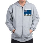 Flying High Zip Hoodie