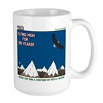 Flying High Large Mug