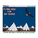 Flying High Throw Blanket