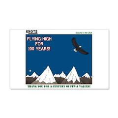 Flying High Wall Decal