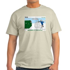 Winter Camping T-Shirt