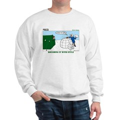 Winter Camping Sweatshirt