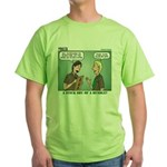 KNOTS Review Board Green T-Shirt