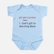 Pit Definition Infant Bodysuit