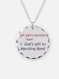 Pit Definition Necklace