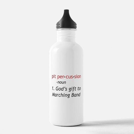 Pit Definition Water Bottle