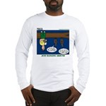 Hanging Around with Bats Long Sleeve T-Shirt
