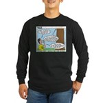 Scout Ranger Corps Long Sleeve Dark T-Shirt
