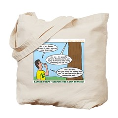 Scout Ranger Corps Tote Bag