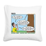 Scout Ranger Corps Square Canvas Pillow