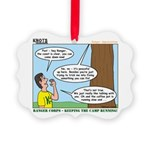 Scout Ranger Corps Picture Ornament