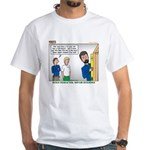 Home Repair White T-Shirt