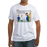 Home Repair Fitted T-Shirt