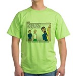Home Repair Green T-Shirt