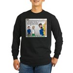 Home Repair Long Sleeve Dark T-Shirt