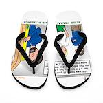Home Repair Flip Flops