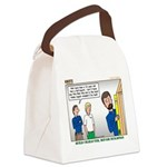Home Repair Canvas Lunch Bag