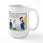 Home Repair Large Mug