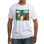 GPS Navigation Fitted T-Shirt