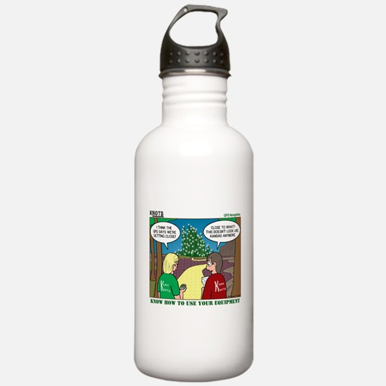 GPS Navigation Water Bottle
