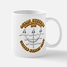Navy - Rate - OT Mug