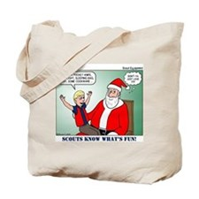 Scout Gear Tote Bag