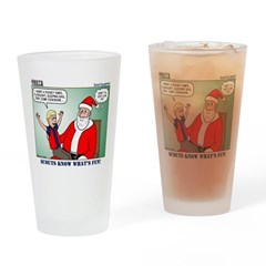 Scout Gear Drinking Glass