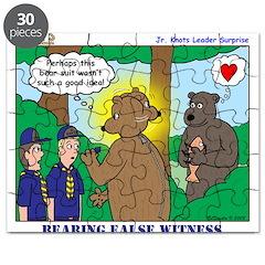 Bear Surprise Puzzle