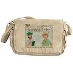 Scout Challenge Course Messenger Bag