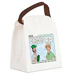 Scout Challenge Course Canvas Lunch Bag
