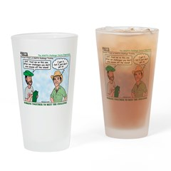 Scout Challenge Course Drinking Glass