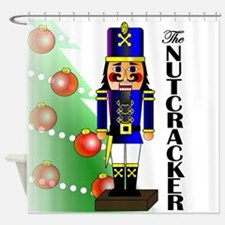 Nutcracker Ballet Shower Curtain