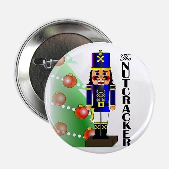 """Nutcracker Ballet 2.25"""" Button"""