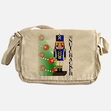 Nutcracker Ballet Messenger Bag